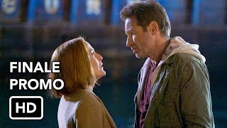 "The X-Files 11x10 Promo ""My Struggle IV"" (HD) Season Finale"