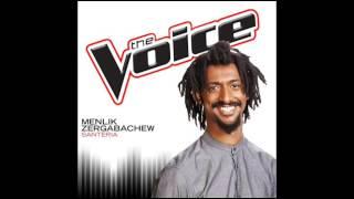 Download Menlik Zergabachew   Santeria   Studio Version   The Voice 7