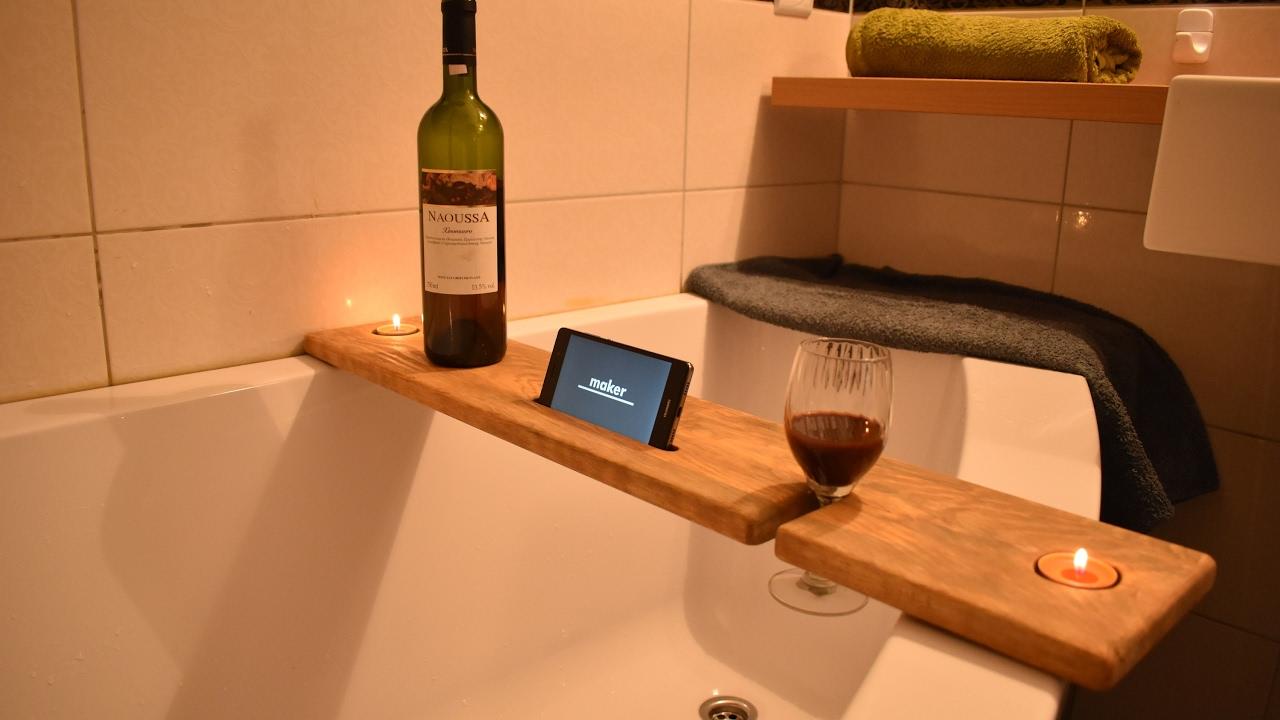 Półka Na Wannę Shelf For Bath