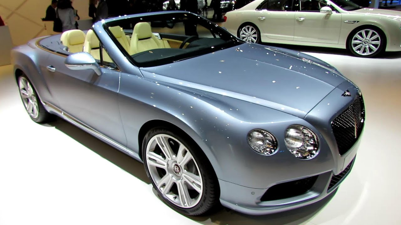2014 bentley continental gt v8 convertible exterior and interior 2014 bentley continental gt v8 convertible exterior and interior walkaround 2013 la auto show vanachro Images