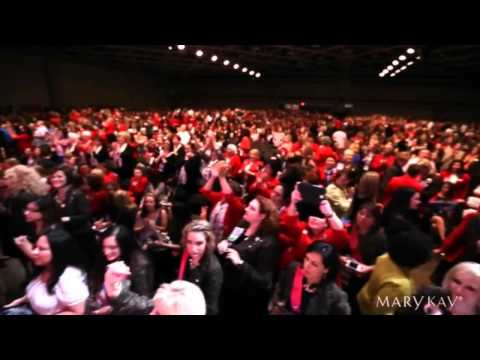 Mary Kay Career Conference video 2015