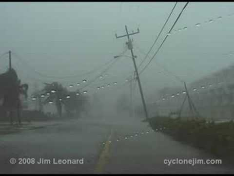 Hurricane Irene - Marathon, FL - October 15, 1999
