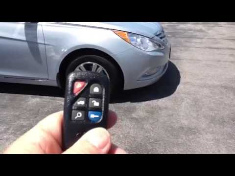 Hyundai Sonata Keyless Remote Start At Hanover Hyundai Youtube