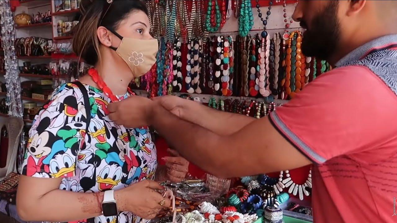 SHAANTI to SHOPPING se hi milti hai   Ep 7   Goa Vlog Series   Ss Vlogs :-)