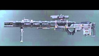 Call of Duty: AW MORS Sniper Rifle SOUND EFFECT