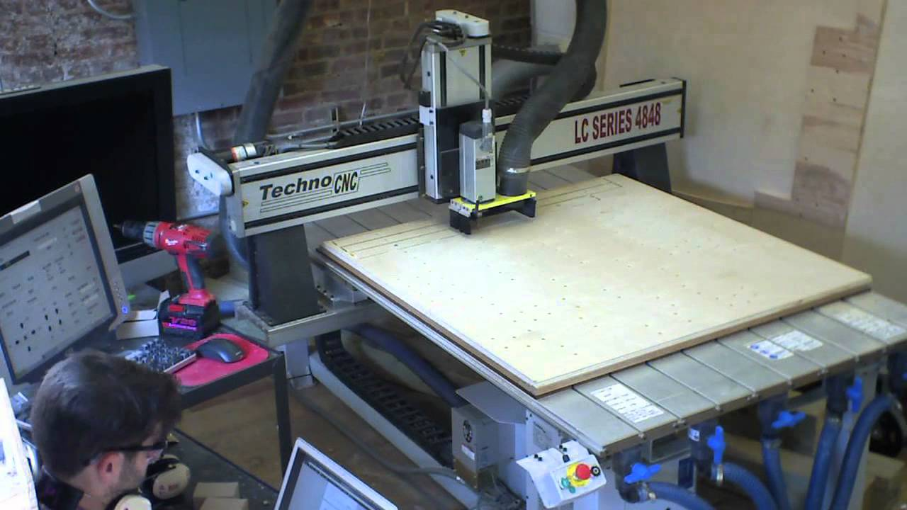 Cnc Router Table >> 3 Hour Cnc Router Job In 80 Seconds