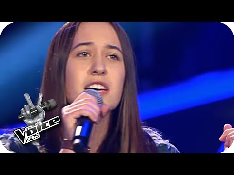 Of Monsters and Men - Little Talks (Camilla) | The Voice Kids 2017 | Blind Auditions | SAT-1