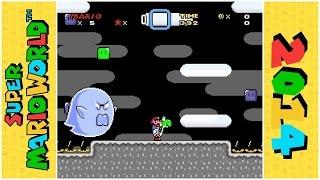 Yoshi in the Sky | Super Mario World Hack