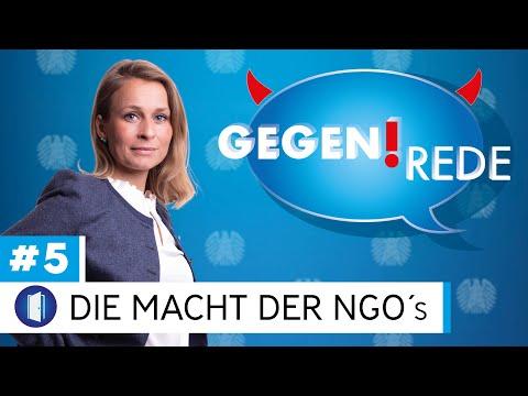NGO, Migration & Globalisierung   Gegenrede #5 - die alternative Talkshow aus dem Bundestag