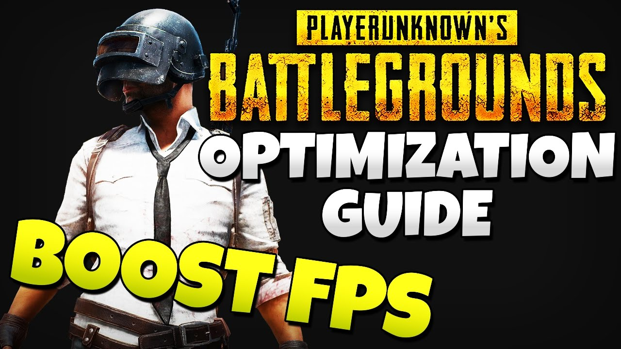 PlayerUnknown's Battlegrounds Best Settings