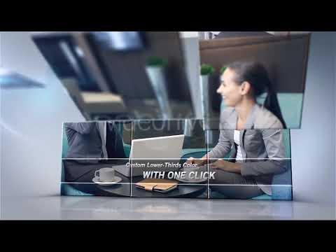 video giới thiệu công ty mẫu 2
