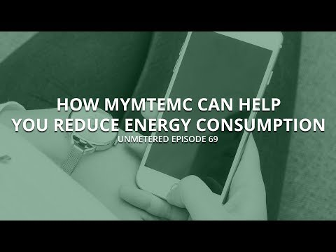 Reduce Energy Consumption with myMTEMC - unMetered 69