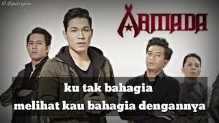 Harusnya Aku - Armada ( original Karaoke n Lirik )
