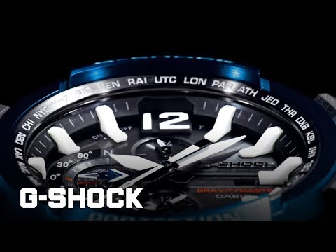 CASIO G-SHOCK GPW-2000 TVCM 15秒