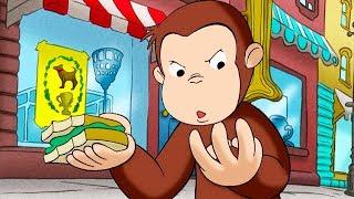 Jorge el Curioso en Español Jorge Cuenta los Perros Caricaturas para Niños