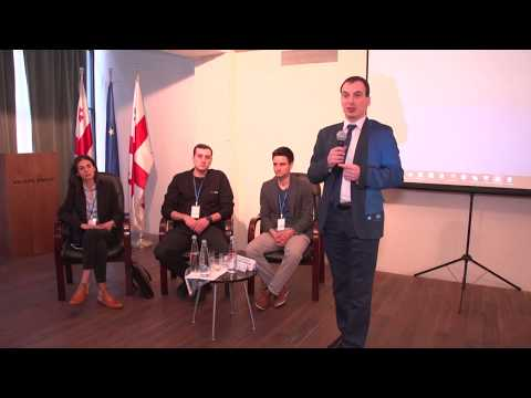 CELA 2017 Tbilisi Reunion: Session on Innovations and Technologies in Georgia