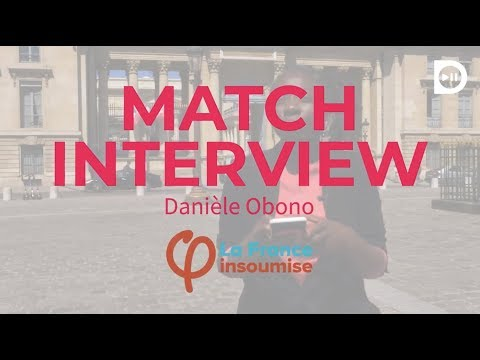 "PMA, gilets jaunes, transition écologique... ""Match Interview"" de Danièle Obono (LCP, 23/05/19)"