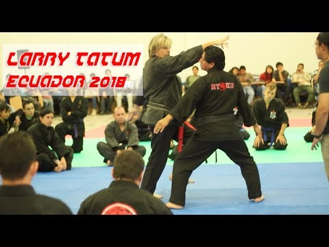 QUITO - ECUADOR AMERICA KENPO LARRY TATUM POWER KENPO