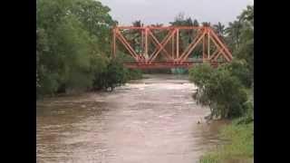 Población vigila niveles del río Jamapa