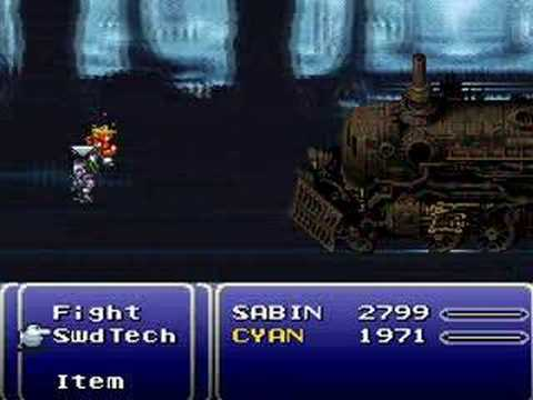 The Best Moment of Final Fantasy 6