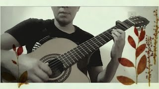 Natsume Yuujinchou Go ED - Guitar Cover | 夏目友人帳伍 ED | 茜さす [Akane Sasu]