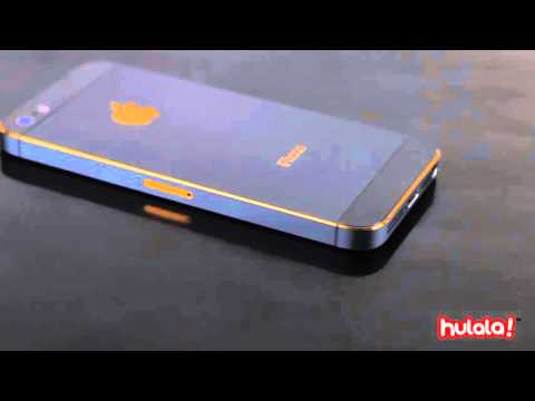 iPhone 5s Black Gold 4G Limited Edition by Hulala.my