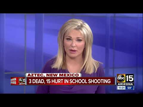 Three dead in New Mexico shooting