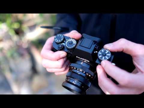 Fujifilm X-T2 Preview