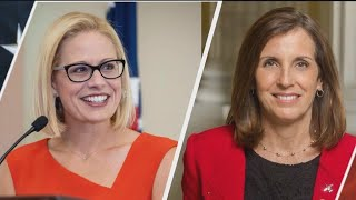 Sinema 30K-vote edge over McSally after Saturday