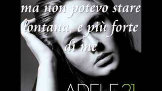 Someone Like You - Adele -Traduzione in italiano