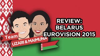 Eurovision 2015 - Belarus - Review