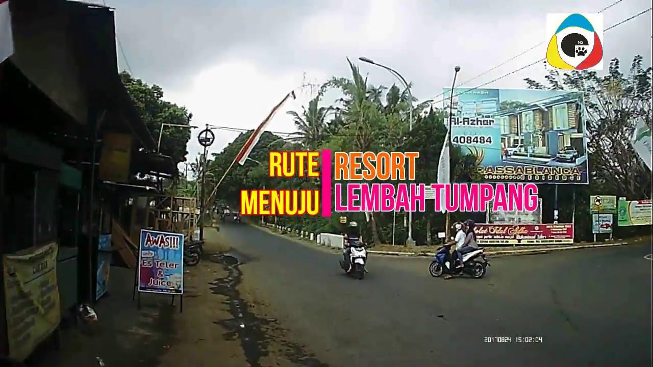 Rute Menuju Lembah Tumpang Dari Kota Malang Youtube
