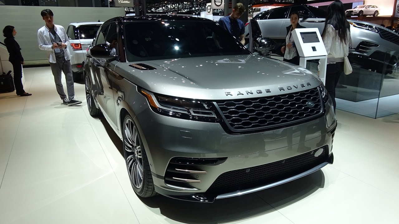 RANGE ROVER VELAR Exterior And Interior Walkaround - Range rover dealer ny