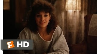 Flashdance (3/5) Movie CLIP - Alex Gets Comfortable (1983) HD