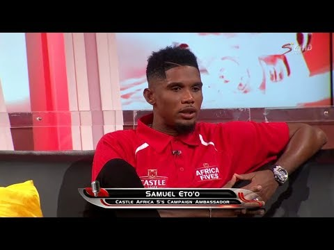 Thursday Night Live: Samuel Eto'o on the magic couch