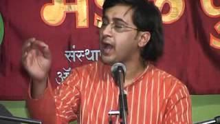 HRISHIKESH GANGURDE BHAJAN.flv