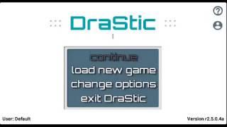 Drastic r2.5.0.4 full modded apk