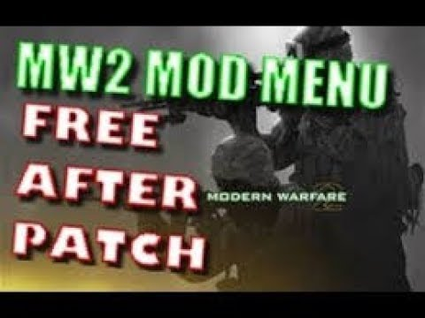 How To Install MW2 Mod Menu After Steam 2018 Patch (PC MOD