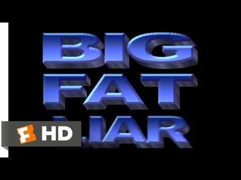 Big Fat Liar 410 Movie   I Think I Wrote It 2002 HD