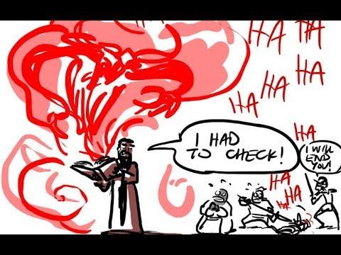 D&D Crusaders #12 - Demonology 101