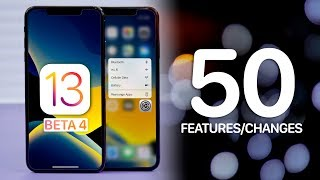 iOS 13 Beta 4! 50 New Features & Changes thumbnail