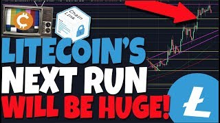 URGENT: Litecoin's Next Run WILL BE HUGE! Here's My Plan For Litecoin!