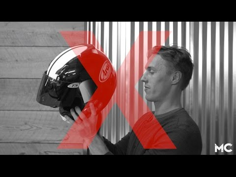 Motorcycle Tech Tips On Helmet Size and Fit | MC GARAGE