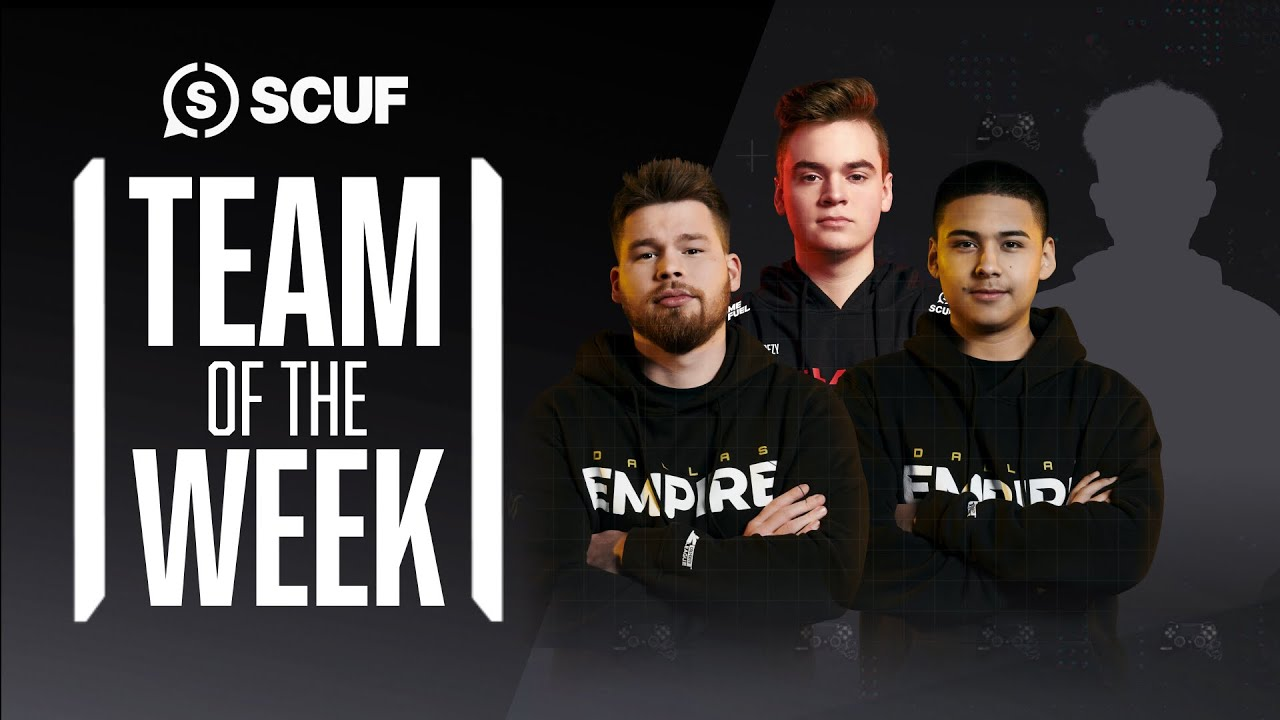 Empire & FaZe SHINE on way to ROLLERCOASTER Finals   SCUF Team of the Week — Stage IV Major