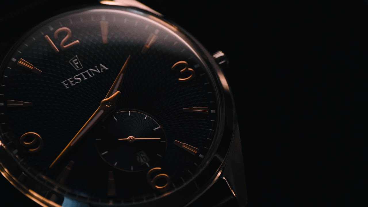 My Festina Watch // Cinematic Commercial // GH5
