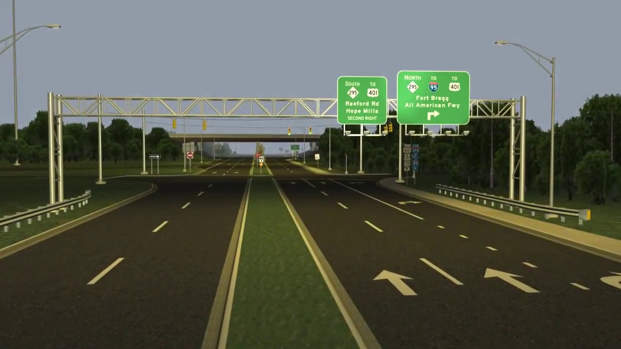 Fayetteville Outer Loop Future Interstate 295 At Cliffdale Road