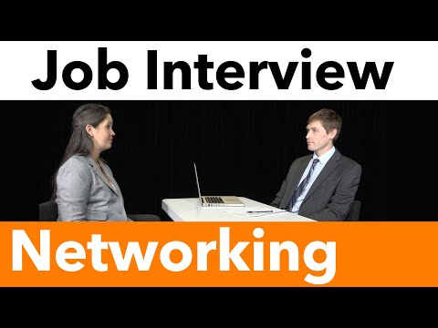 How to Network | Find a Job in the US by Networking | How to Find a Job | Networking Tips
