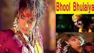Akshay kumar comedy scenes Bhool Bhulaiyaa movie spoof | Vansh Vlogs