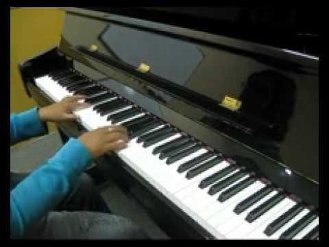 Stranger Instrumental by Anggun - Piano Cover by Kesthi FS