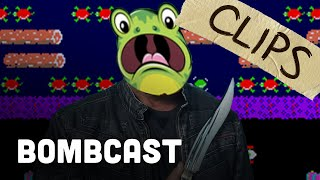 Bombcast Clip: There's a Frogger Reality Show?